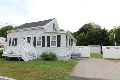 Somersworth Single Family Home For Sale: Indigo Hill 79 Road