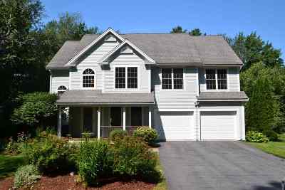 Stratham Single Family Home For Sale: 28 Kinloch Drive