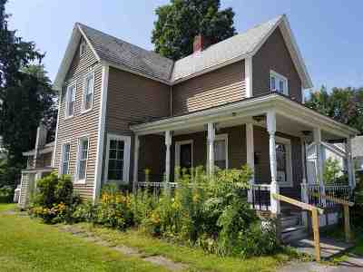 Fair Haven Single Family Home For Sale: 20 Second Street