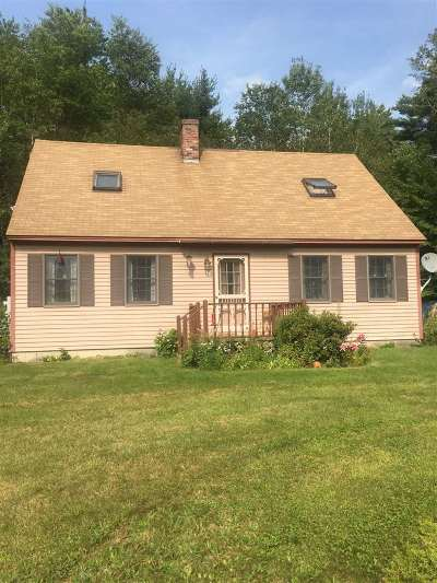 Warren Single Family Home Active Under Contract: 5 Linsey Lane