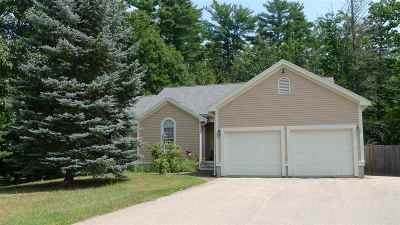 Seabrook Single Family Home For Sale: 30 Marshview Circle