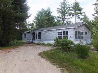 Conway Single Family Home For Sale: 3258 East Main St