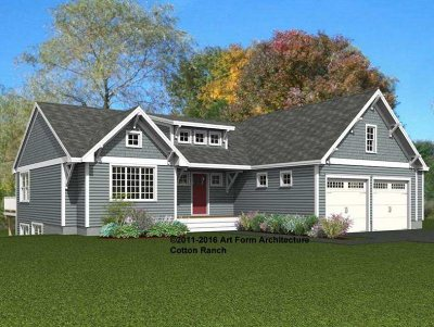 Kennebunk Single Family Home For Sale: Lot 3 Flagship Circle #3