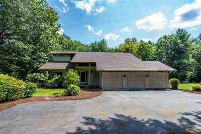 Rollinsford Single Family Home For Sale: 60 Woods Run