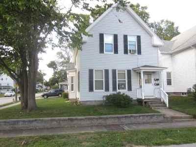 Manchester Multi Family Home For Sale: 370 Orange Street