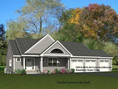 Kennebunk Single Family Home For Sale: Lot 5 Flagship Circle #5