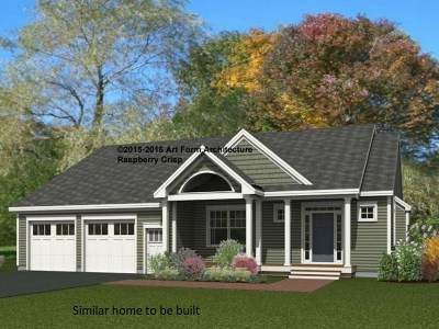 Kennebunk Single Family Home For Sale: Lot 1 Flagship Circle #1