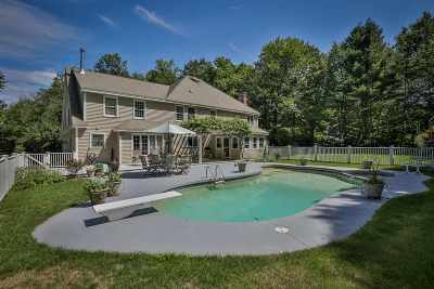 Bedford Single Family Home For Sale: 49 Newfane Road