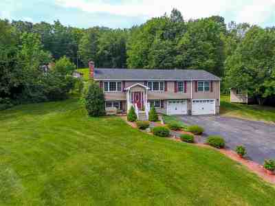 Goffstown Single Family Home For Sale: 80 Wallace Road