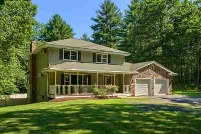 Hudson Single Family Home For Sale: 6 Winding Hollow Rd