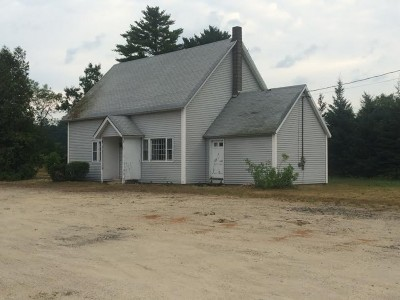 Rumney NH Commercial For Sale: $109,000