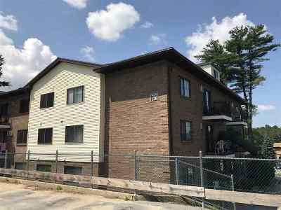 Hooksett Condo/Townhouse For Sale: 126 Mammoth Road #301