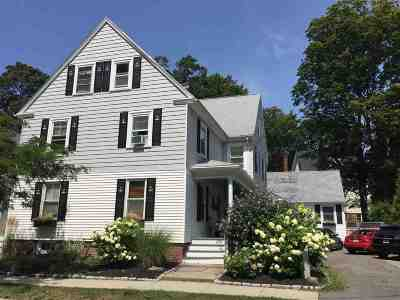 Portsmouth Single Family Home For Sale: 433 Lincoln Avenue #1