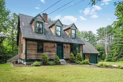 New Boston Single Family Home Active Under Contract: 100 Parker Road