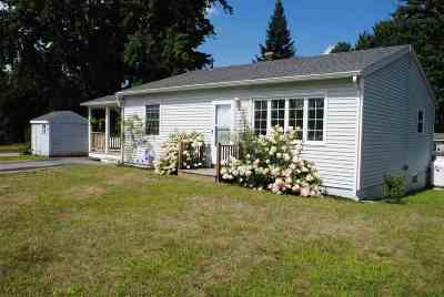 Somersworth Single Family Home Active Under Contract: 214 Maple Street