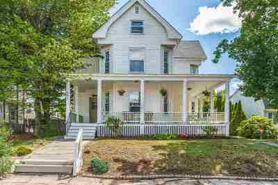 Manchester Multi Family Home For Sale: 893 Union Street