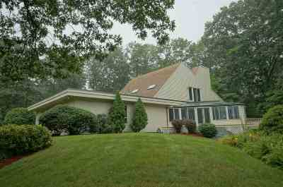 Londonderry NH Single Family Home For Sale: $479,900