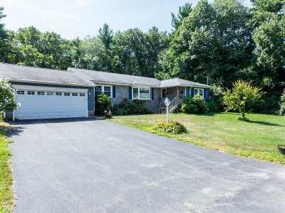 Salem Single Family Home For Sale: 22 Garrison Road