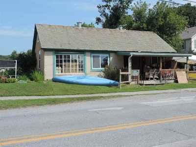 Poultney Single Family Home For Sale: 237 Furnace Street