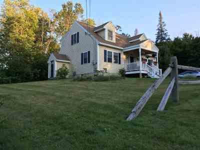 Franklin Single Family Home For Sale: 13 Davis Street