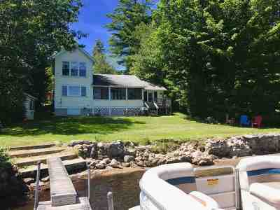 Bristol Single Family Home For Sale: 60 Browns Beach Road