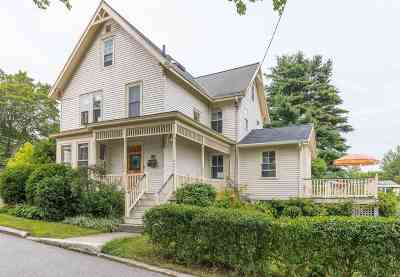 Portsmouth Multi Family Home For Sale: 15 Thornton Street