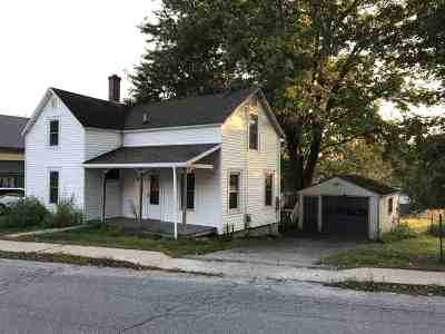 Brandon Single Family Home For Sale: 37 Carver Street