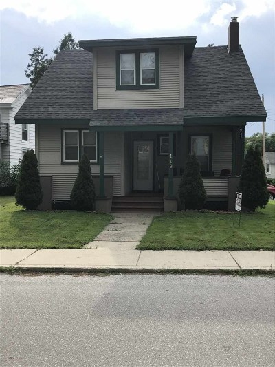 Rutland City VT Single Family Home For Sale: $149,900