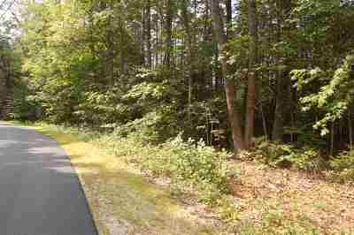 Newbury Residential Lots & Land For Sale: Chalk Pond Road