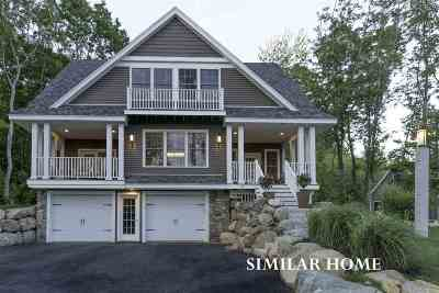 Stratham Single Family Home For Sale: 8 Jacqueline Way (Lot 94)