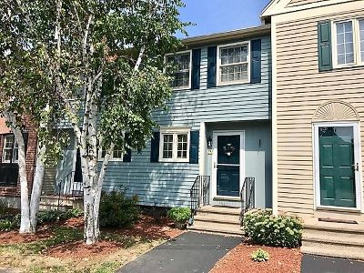 Hudson NH Condo/Townhouse For Sale: $189,900