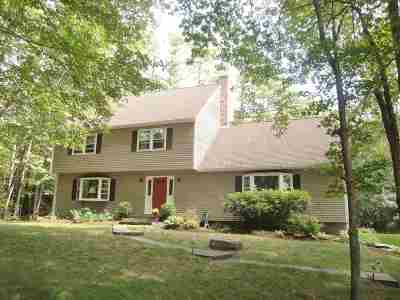 Concord Single Family Home Active Under Contract: 4 Chestnut Pasture Rd