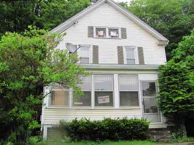 Pawlet Single Family Home For Sale: 2648 Route 153