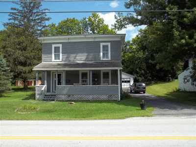 Fair Haven Single Family Home For Sale: 22 South Main