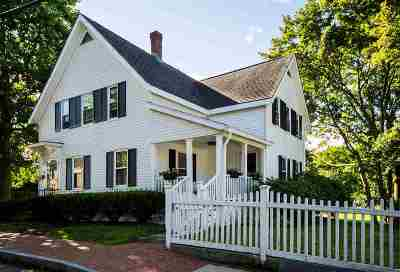 Portsmouth Single Family Home For Sale: 50 New Castle Avenue