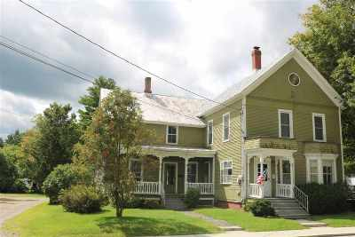 Richford Single Family Home For Sale: 90 Troy Street