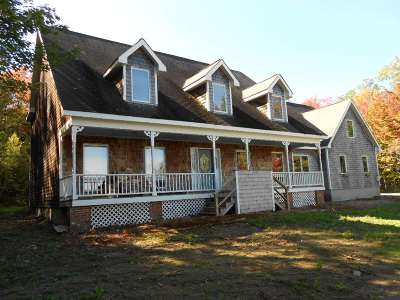New Hampton Single Family Home For Sale: 38 Hillside Drive