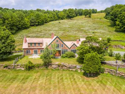 Woodstock Single Family Home For Sale: 1532 Happy Valley Road