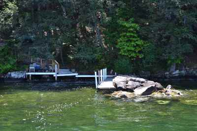 Gilford Single Family Home For Sale: 3 Diamond Island