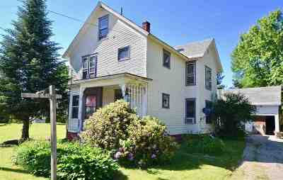 Waterbury Single Family Home For Sale: 229 Howard Avenue