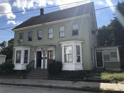 Rochester Multi Family Home For Sale: 46-48 Lafayette Street