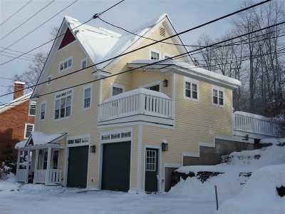 Woodstock Single Family Home For Sale: 12 High Street