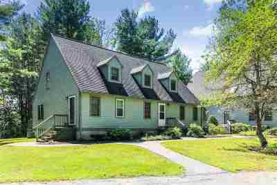 Stratham Condo/Townhouse Active Under Contract: 23 Glengarry Drive