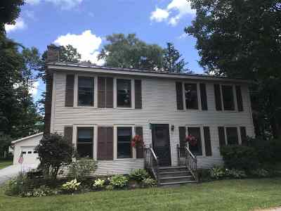 Wallingford Single Family Home For Sale: 69 Church Street
