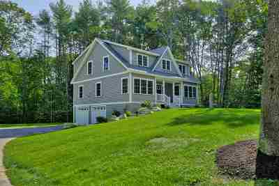 Exeter NH Single Family Home For Sale: $649,900