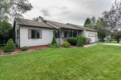 St. Albans Town Single Family Home Active Under Contract: 33 Tanglewood Drive