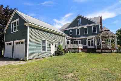 Seabrook Single Family Home For Sale: 1 Eaton Lane