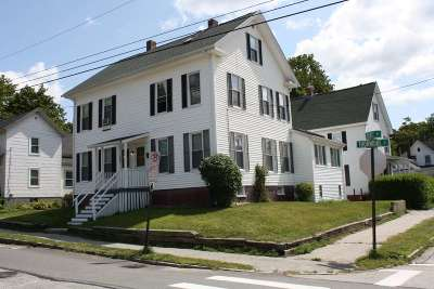 Concord Multi Family Home For Sale: 45 - 47 Thorndike Street