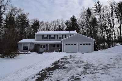 Nashua Single Family Home For Sale: 1 Blackfoot Drive