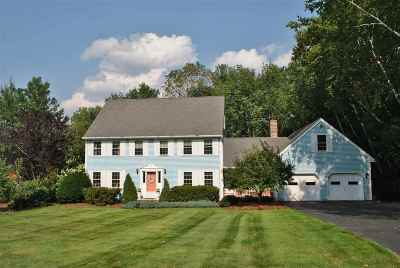 Nashua Single Family Home For Sale: 4 Rosecliff Drive